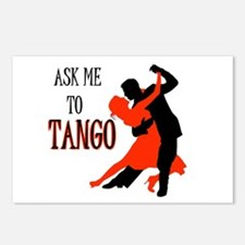 TANGO WITH ME Postcards (Package of 8)