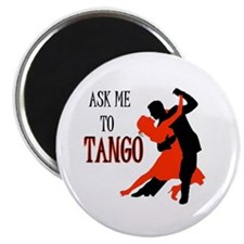 TANGO WITH ME Magnet