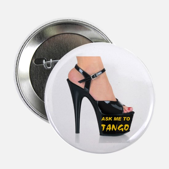 "TANGO WITH ME 2.25"" Button (10 pack)"