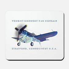 Corsair F4U Mousepad
