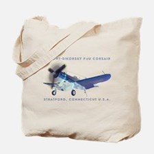 Corsair F4U Tote Bag