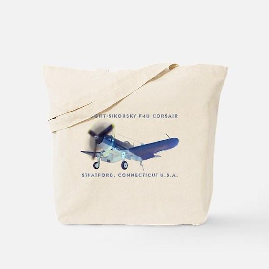 Corsair F4U Tote Bag