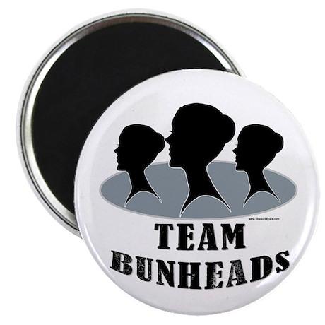 "Team Bunheads 2.25"" Magnet (100 pack)"