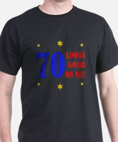 Fun 70th Birthday T-Shirt