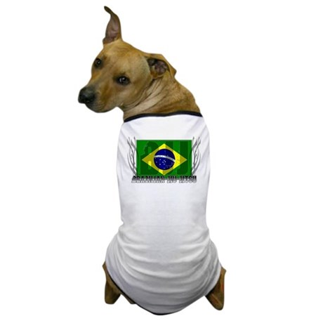 BJJ Brazilian Jiu Jitsu Triba Dog T-Shirt