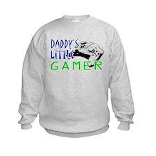 Daddy's Little Gamer Sweatshirt