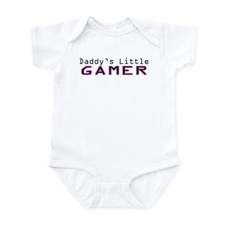 Daddy's Little Gamer Infant Bodysuit