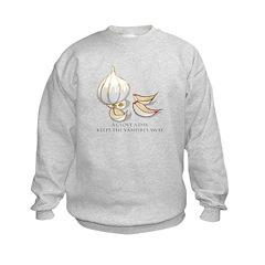 Cloves & Vampires Sweatshirt