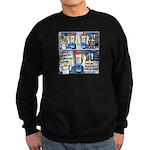 Writers' Party Sweatshirt (dark)