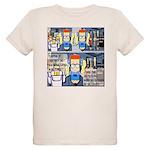 Writers' Party Organic Kids T-Shirt