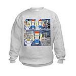 Writers' Party Kids Sweatshirt