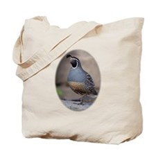 California Quail Tote Bag