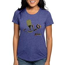 Staten Island, New York (Swash) Dog T-Shirt
