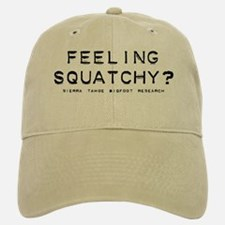 FEELING SQUATCHY Baseball Baseball Cap-Sasquatch Bigfoot