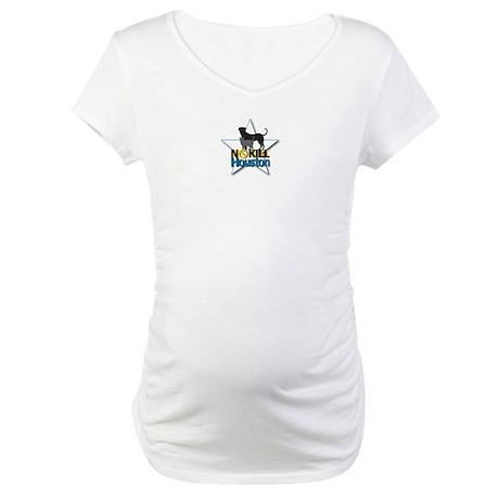 No Kill Houston Maternity T-Shirt