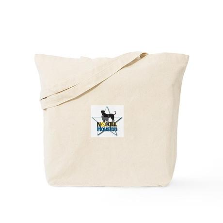 No Kill Houston Tote Bag