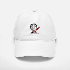 Color Outside Baseball Baseball Cap