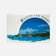 Mauna Lani Resort Rectangle Magnet