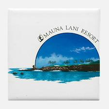 Mauna Lani Resort Tile Coaster