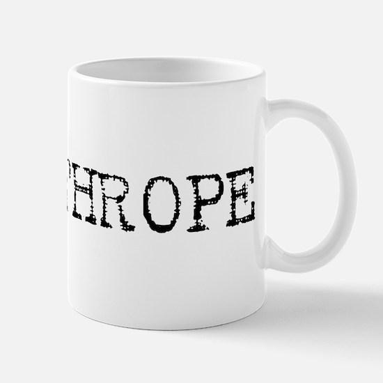 MISANTHROPE Mug