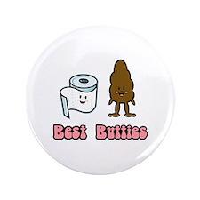 """Best Butties 3.5"""" Button"""
