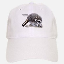 Northern Raccoon Baseball Baseball Cap