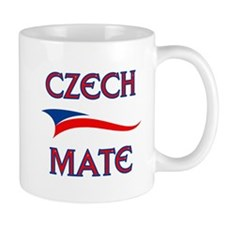 CZECH MATE Small Mug
