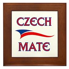 CZECH MATE Framed Tile
