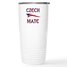 CZECH MATE Travel Coffee Mug