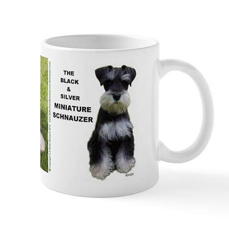 Black & Silver Mug