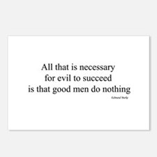All That Is Necessary Postcards (Package of 8)