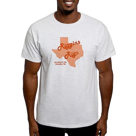 Riggins Rigs T-Shirt (Gray)