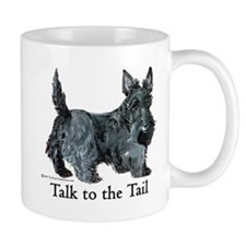 Scottish Terrier Attitude Mug