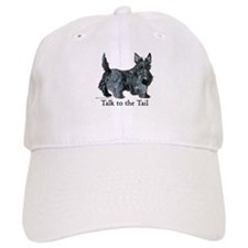 Scottish Terrier Attitude Baseball Cap