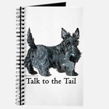 Scottish Terrier Attitude Journal
