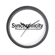 Synchronicity Wall Clock