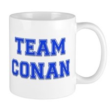 team_conan_blue Mugs