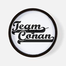 Team Conan Wall Clock