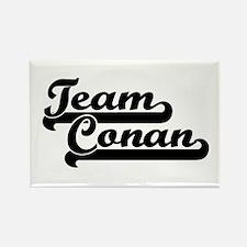 Team Conan Rectangle Magnet