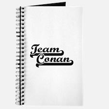 Team Conan Journal