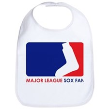 Major League Sox Fan Bib