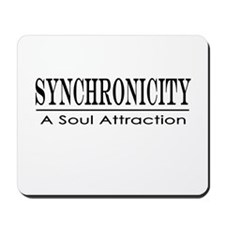 Tolle Synchronicity Mousepad