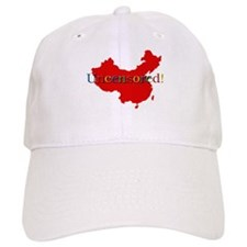 China Internet Search Uncensored Baseball Cap
