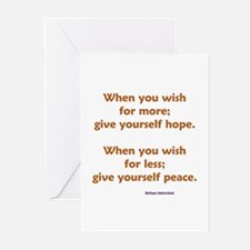 Finding Balance Greeting Cards (Pk of 20)
