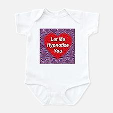 Let Me Hypnotize You Infant Bodysuit
