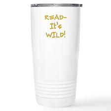Library Chick Travel Mug