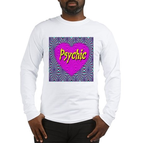 Psychic Heart Long Sleeve T-Shirt