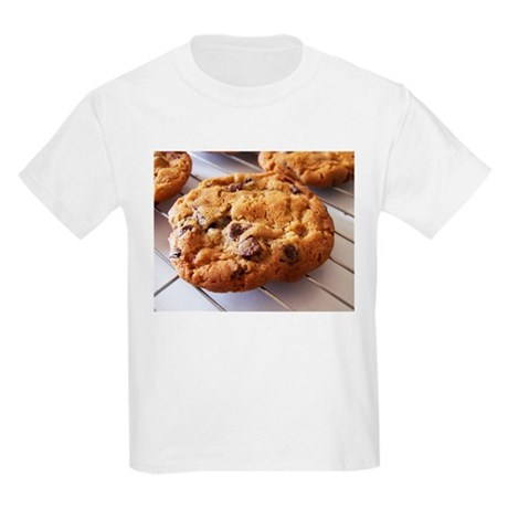 Chocolate Chip Cookies Kids Light T-Shirt