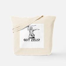 Got Zeus? Tote Bag