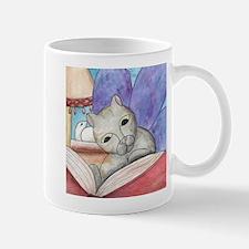 A Good Book Mug